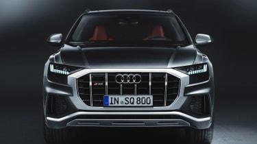 Audi SQ8 - studio full front