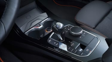 New BMW 1 Series 2019 controls