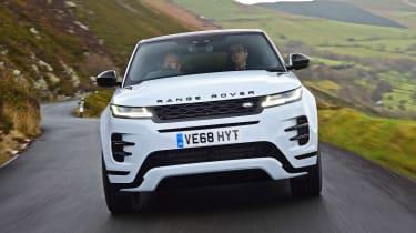 Range Rover Evoque - full front