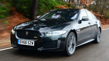 Jaguar XE 300 Sport - front