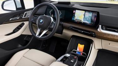BMW 2 Series Active Tourer - interior