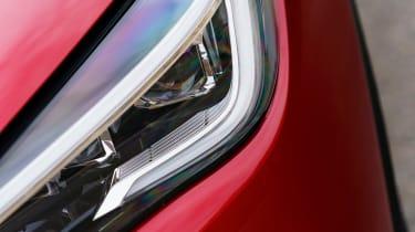 Infiniti QX50 - headlight