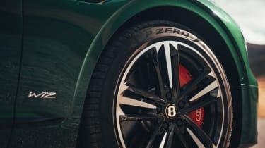 Bentley Flying Spur - wheel