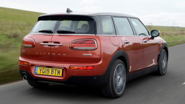 MINI Clubman - rear action