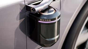 Byton K-Byte Concept - lidar
