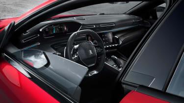 New Peugeot 508 - interior