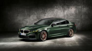 BMW M5 CS - studio front