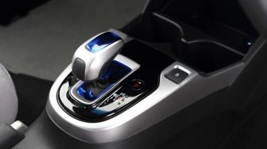 New Honda Jazz Hybrid shift