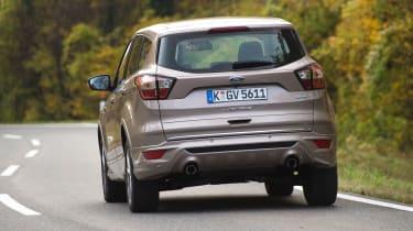 Ford Kuga Vignale 2016 - rear cornering