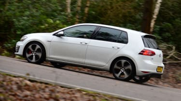 VW Golf GTI LT - panning