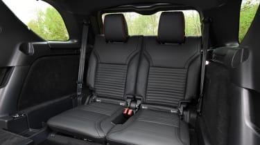 Discovery rear seats