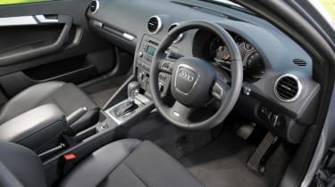 Audi A3 Sportback dash