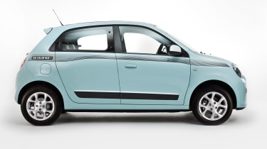 Renault Twingo The Color Run Special Edition - side
