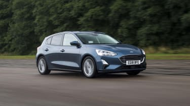 Ford Focus - Front Motion