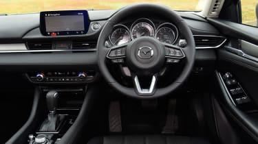Mazda 6 Tourer interior