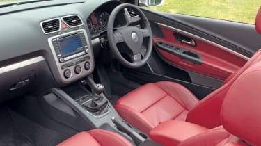 Volkswagen EOS 2.0 TDI Sport