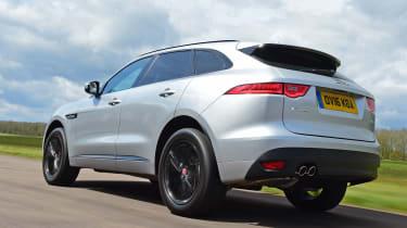 Jaguar F-Pace 2.0d R-Sport - rear