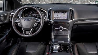 Ford Edge - dash