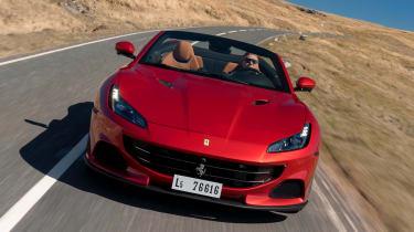 Ferrari Portofino M - full front