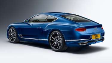 Bentley Continental GT - rear static studio