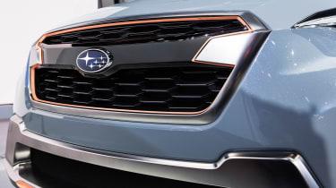 Subaru XV concept - grille
