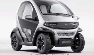 Eli Zero electric city car 1
