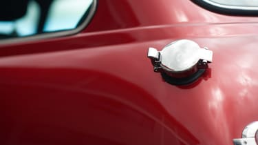 David Brown Mini Remastered - fuel cap