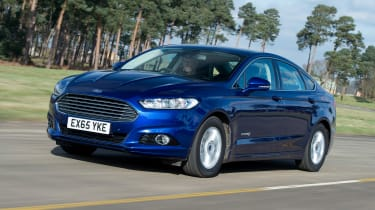 Ford Mondeo Hybrid - front
