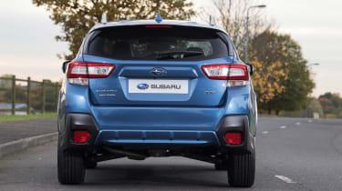 Subaru XV - full rear