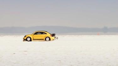 Volkswagen Beetle LSR - side profile