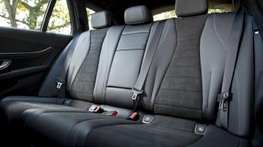 Mercedes E 400 d Estate - rear seats
