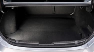 Mazda 3 saloon - boot