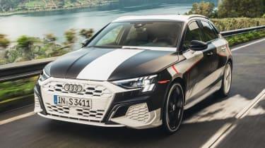 Audi S3 prototype - front
