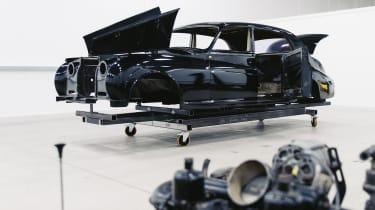Rolls Royce Phantom EV - factory