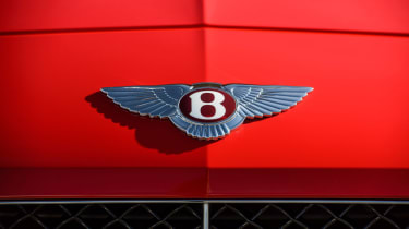 Bentley Continental GT V8 S coupe 2014 wings