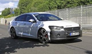Vauxhall Insignia Grand Sport - spyshot 2