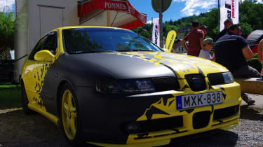 Modified SEAT Leon