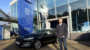 Ford Mondeo Vignale road trip - header