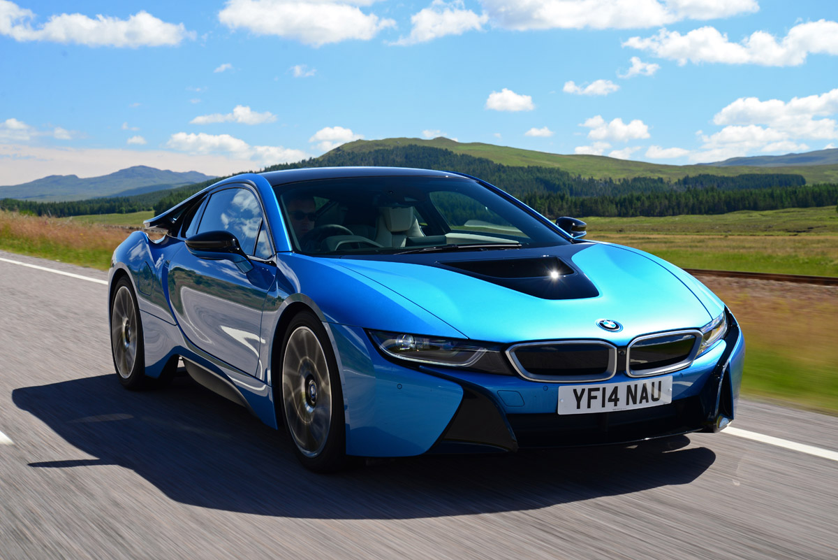 New BMW i8 2014 review | Auto Express
