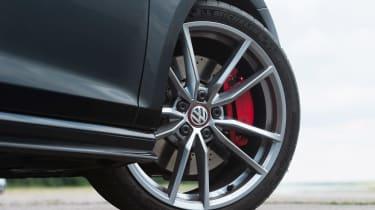 Volkswagen Golf GTI Clubsport S - wheel detail