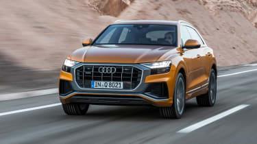 Audi Q8 - front action
