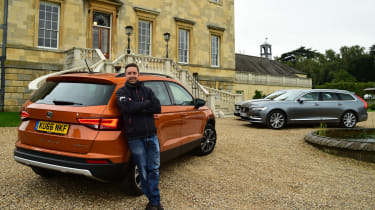 Long-term test review: SEAT Ateca - first report header 2