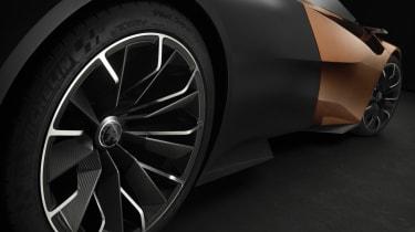 Peugeot Onyx wheels