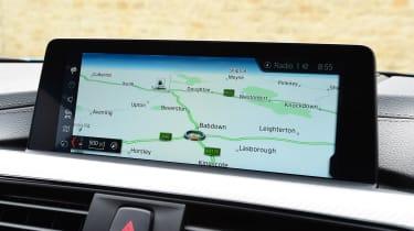BMW 420d M Sport - sat-nav