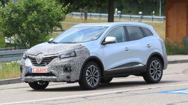Renault Kadjar - spyshot 4