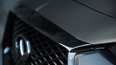 Infiniti Project Black S  grille