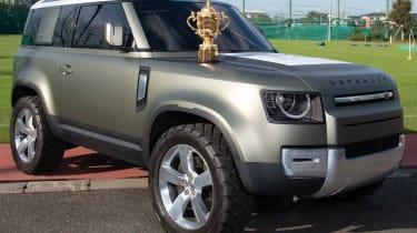 Land Rover Defender 90 - detail
