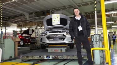 Hyundai Ulsan - Graham Ioniq