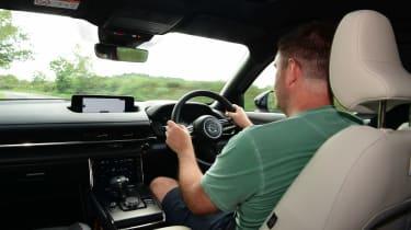 Mazda MX-30 long termer - first report in-car