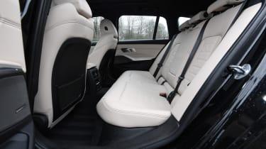 BMW 3 Series Touring - rear seat